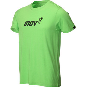 inov-8 M's AT/C Triblend SS Shirt green